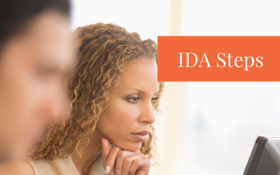 IDA Steps: Where to Start