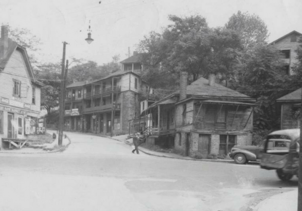 Our Story: History of Eagle Market Street Development Corporation